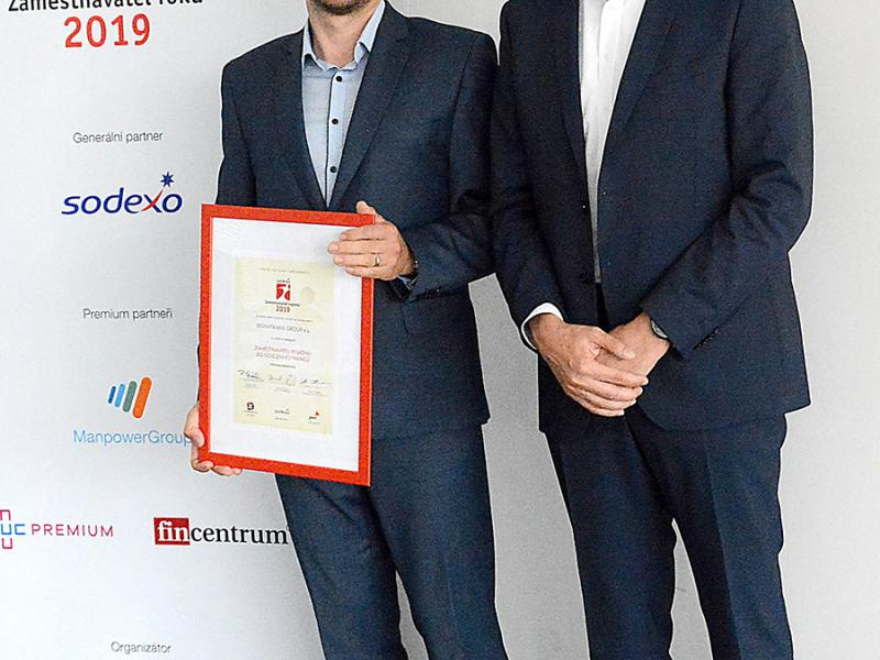 News - Employer of the Year 2019: 3rd place